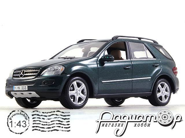 Mercedes-Benz ML 500 (2005) 400034500 (B)