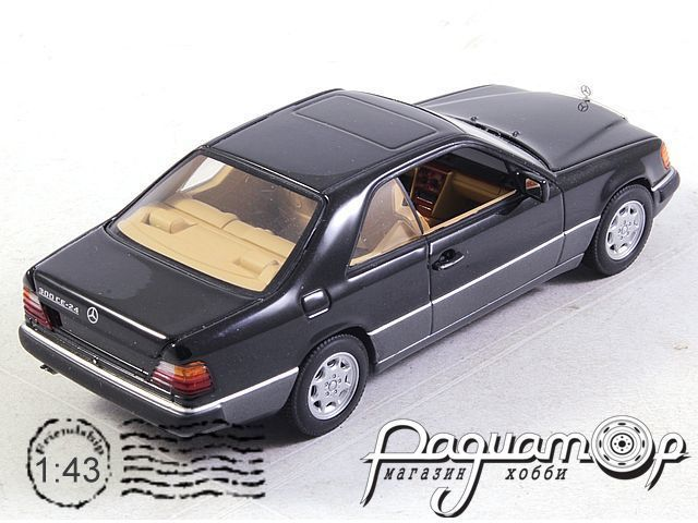 Mercedes-Benz 300 CE-24 Coupe (1990) 400037020 (B)