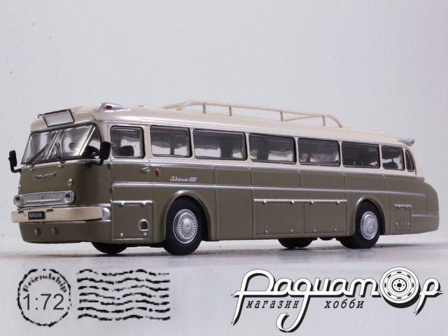 Kultowe Autobusy PRL-u №5, Ikarus 66 (1955)