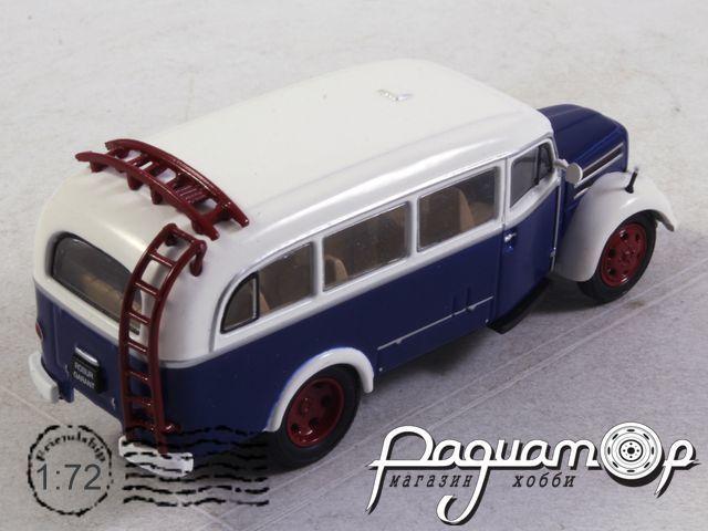 Kultowe Autobusy PRL-u №6, Robur Garant (1965)