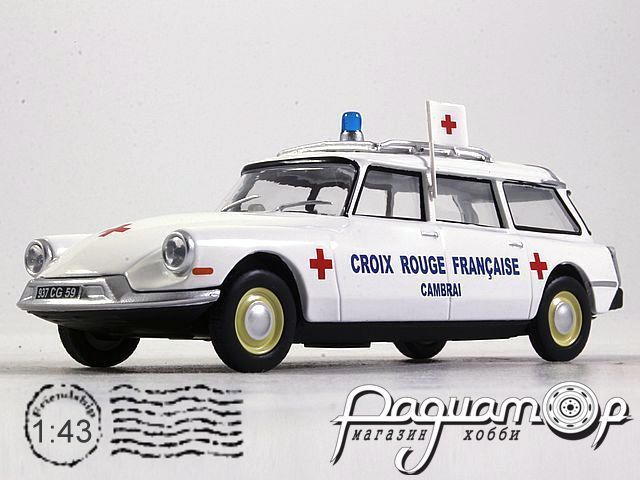 Citroen ID19 Break Ambulance
