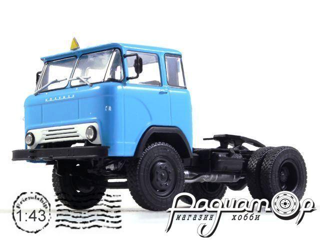 КАЗ-608 седельный тягач (1961) 101258