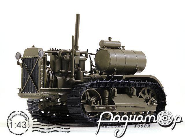 Сталинец С-60 (1933) DM005