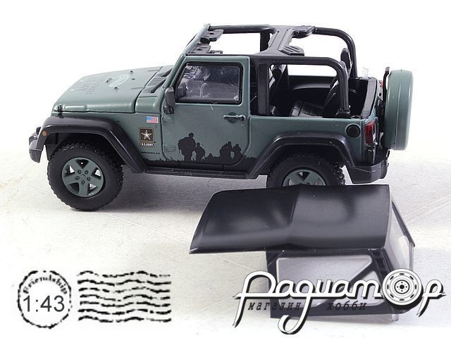 Jeep Wrangler 4х4 U.S.Army Limited Edition (2012) 86043
