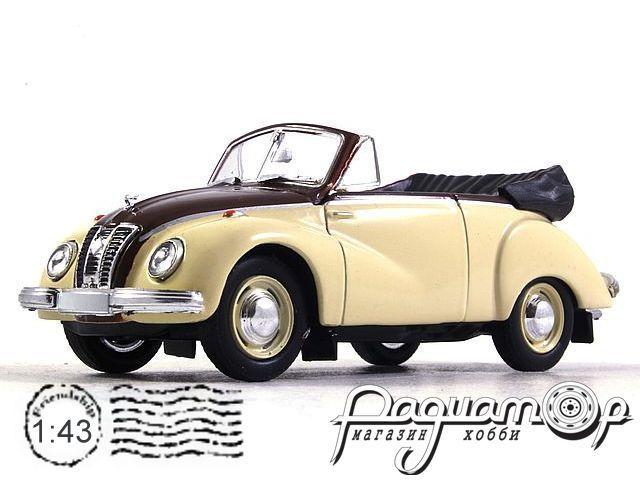 IFA F9 Cabriolet (1949) DDR007