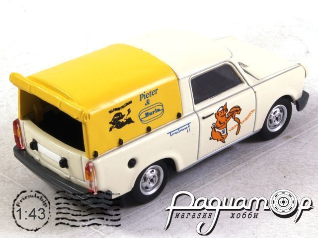 Trabant 1.1 Pick-Up (1990) DDR038 (I) 0950