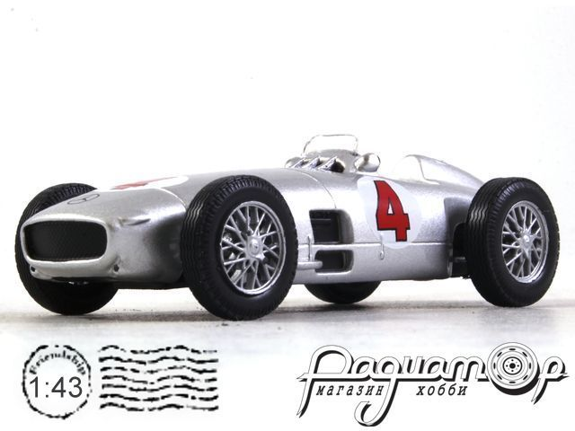 Mercedes-Benz W 196 Weltmeister (1954) SBF001
