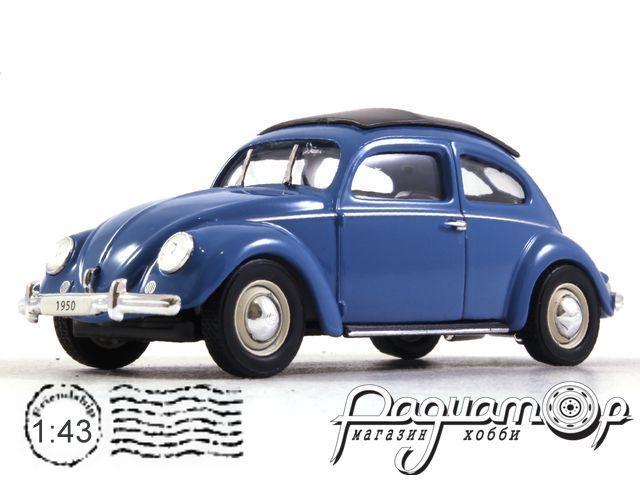 Volkswagen Kafer Typ 1 Cabriolet (1950) VWC001