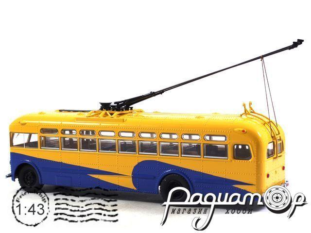 Троллейбус МТБ-82Д (1948) NIK130