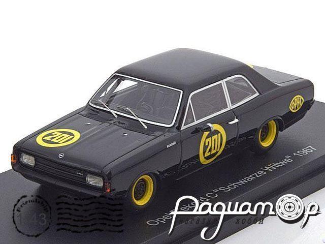 Opel Record C Schwarze Witwe (1967) 43735