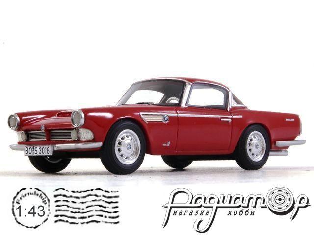 BMW 3200 Michelotti Vignale (1959) 43016