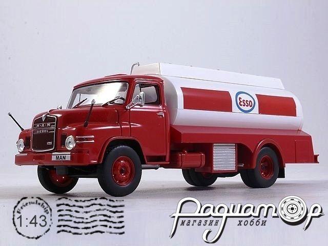 MAN 626 Tankwagen Esso (1970) 78217
