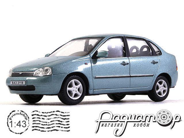 ВАЗ-1118 «Lada Kalina» (2004) HONG027
