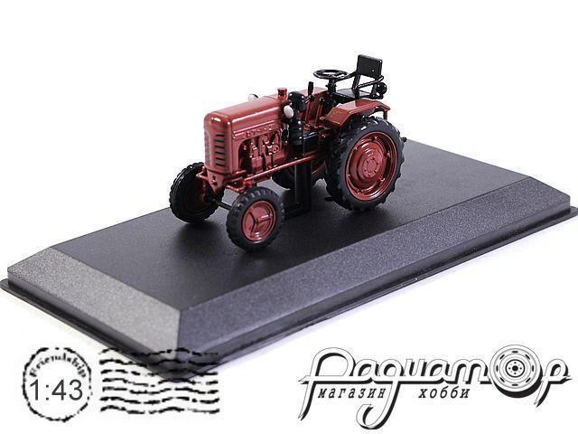 Тракторы №89, ДТ-14 (1955)