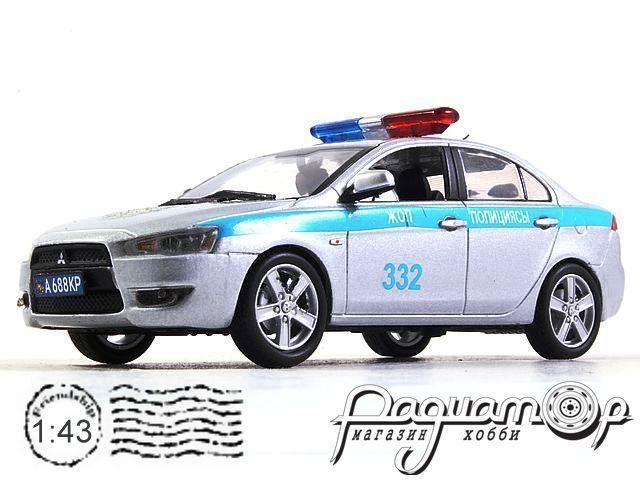 Mitsubishi Lancer Kazakhstan Police (2012) 29318