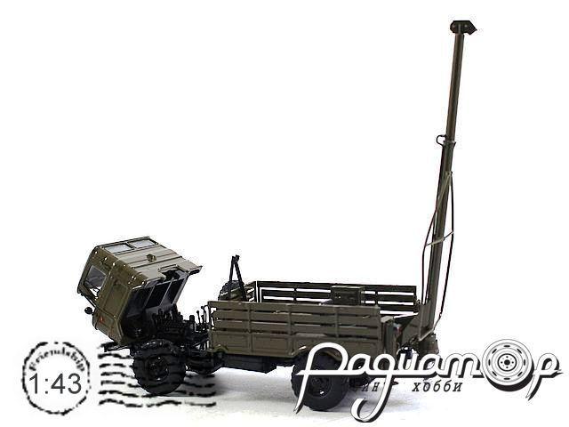 Бурильная машина БМ-302 (66) (1991) 100800