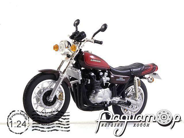 Kawasaki 900 ZII GTO (1986) 1504138 (D)