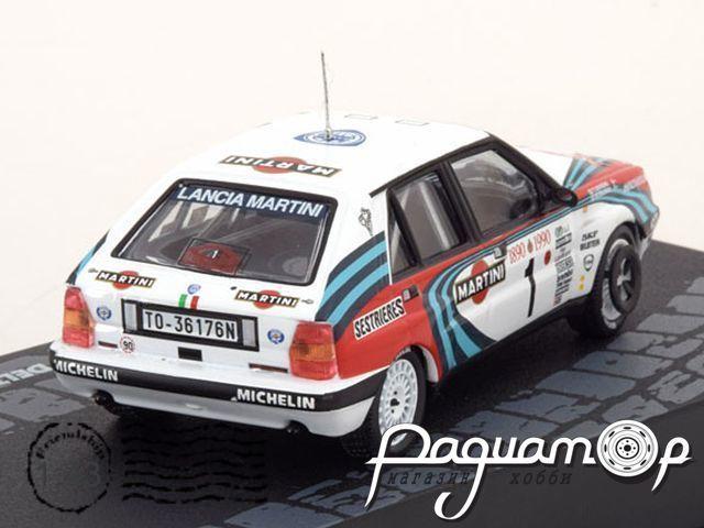 Lancia Delta Integrale 16V №1, Rally Monte Carlo (1990) ITR120