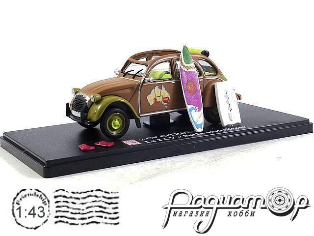 Citroen 2CV Surf Australienne (1966)