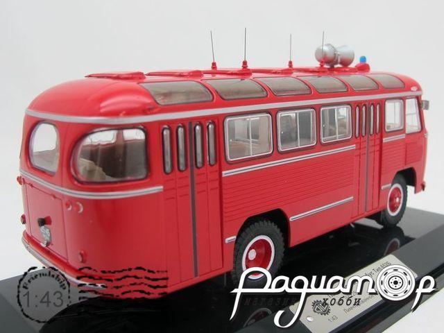 ПАЗ-652Б, Пожарная охрана (1963) 165225