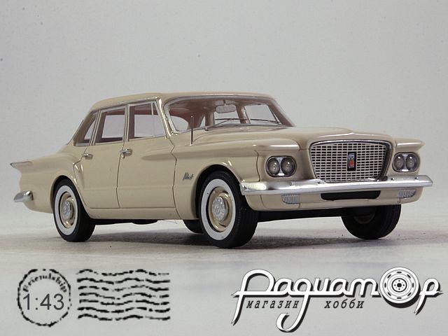 Plymouth Valiant Sedan (1960) 47015