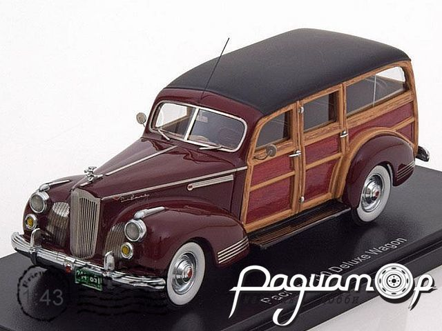 Packard 110 Deluxe Wagon (1941) 44651