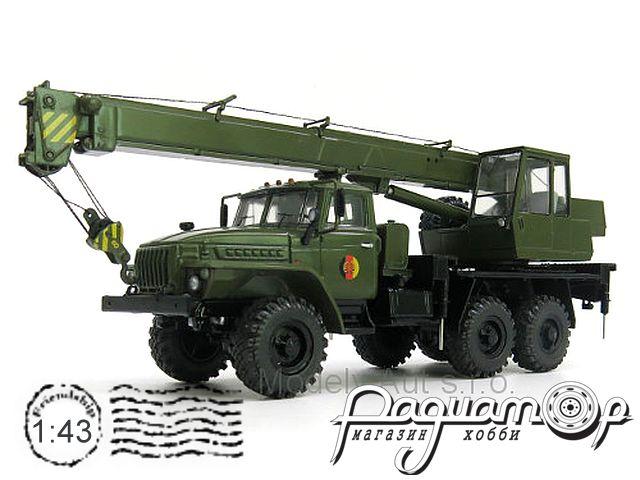 Урал 4320 Автокран NVA (1977) PCL47046
