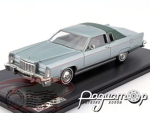 Lincoln Continental Coupe (1976) 101602