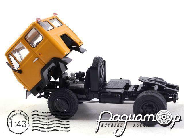 КАЗ-608В седельный тягач (1976) 101241-Y