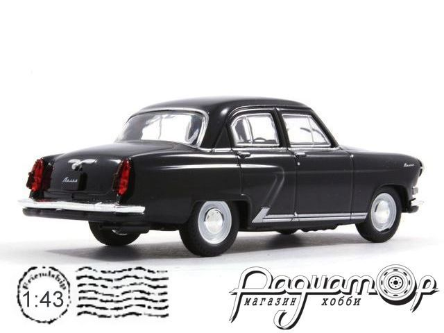 Автолегенды СССР №73, ГАЗ-21Р «Волга» (1965)