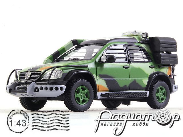 Mercedes-Benz ML320 из к/ф