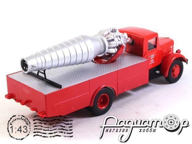 Пожарный автомобиль АГВТ-200 (1951) TR1009
