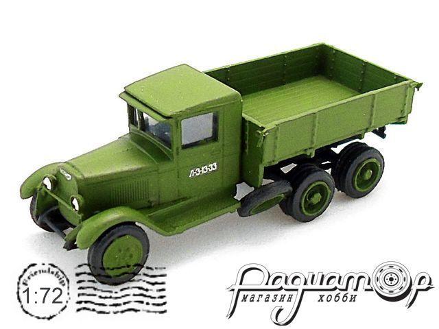 Сборная модель Грузовой автомобиль ЗИС-6 72103