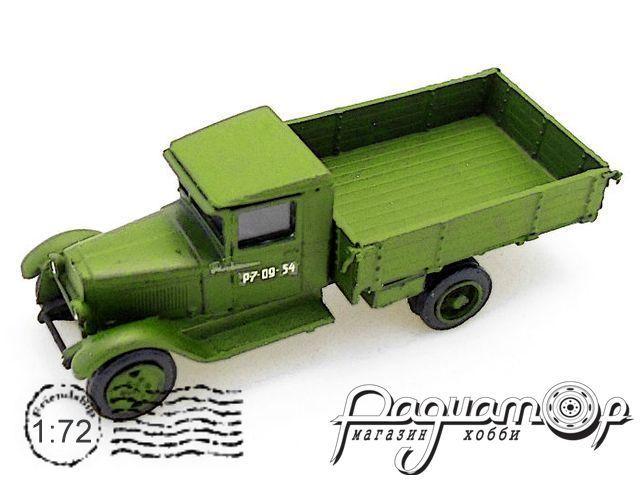 Сборная модель Грузовой автомобиль ЗИС-5 72102