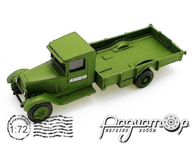 Сборная модель Специальный автомобиль ЗИС-12 72101