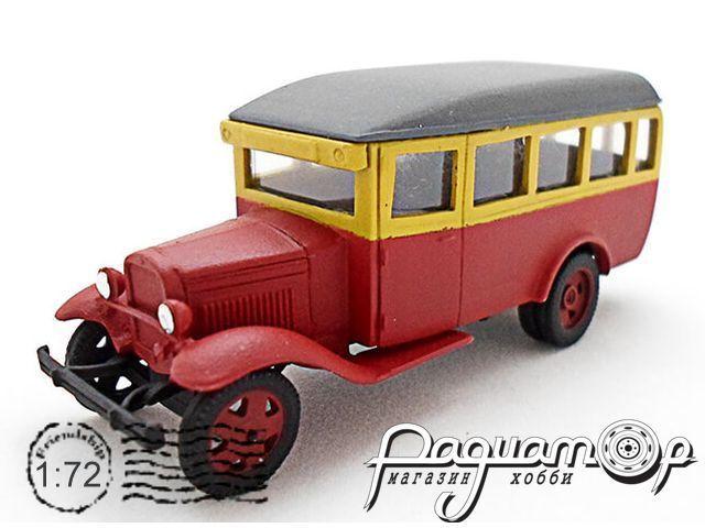 Сборная модель Автобус ГАЗ-03-30 (1933) 72082