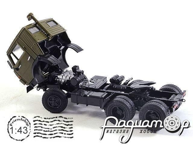 КАМАЗ-54112 седельный тягач (1980) 102019