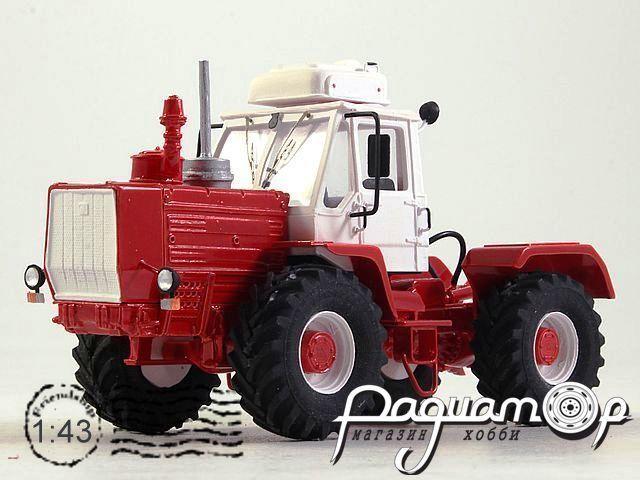 Трактор Т-150К (поздний) с кондиционером (1980) NRG1020-R