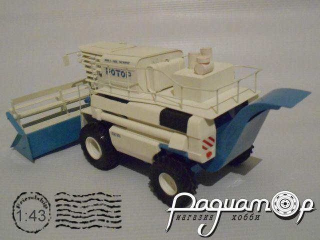 Комбайн СК-10 Ротор с жаткой мотовилом (1986) NRG1106