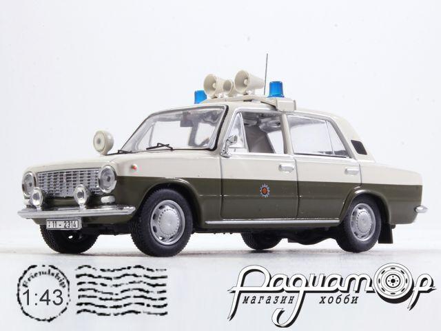 Lada 1200 (ВАЗ-2101) Volkspolizei (1975) ССС056