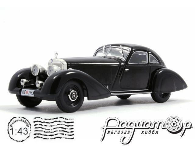 Mercedes-Benz 500K Autobahn-Kurier (W29) (1935) 183615