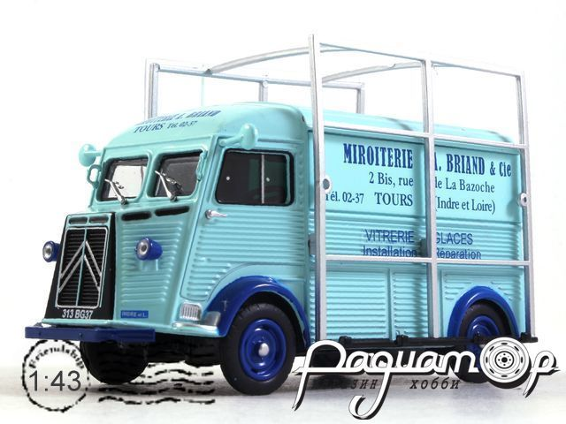 Citroen Type H Vitrier Glazier (1950) PU7