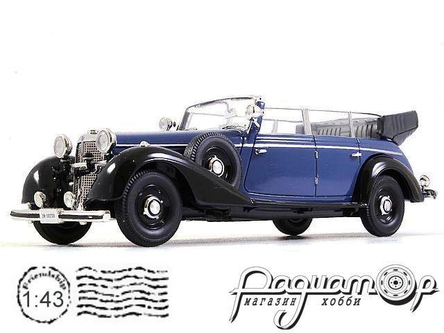 Mercedes-Benz 770K Cabriolet (1938) 43700-B