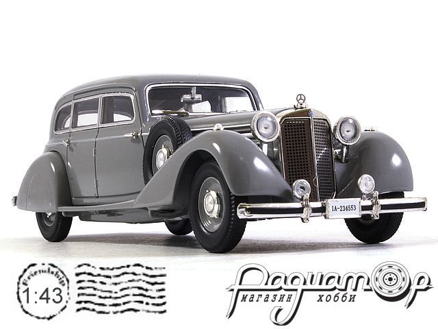 Mercedes-Benz 770K Limousine (1938) 43701-W