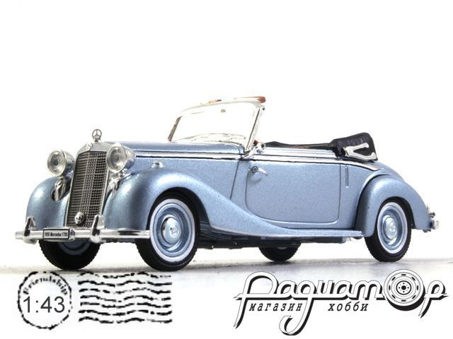 Mercedes-Benz 170S (1950) 43709