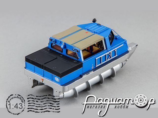 ЗИЛ-29061 Шнекороторный Снегоболотоход (1980) 229061
