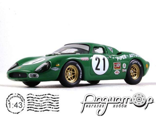 Коллекция Феррари №15 Ferrari 250 LM (1965)