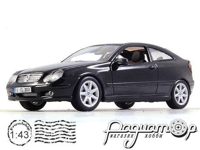 Mercedes-Benz C-Class Sport Coupe Evolution (2000) B66961918
