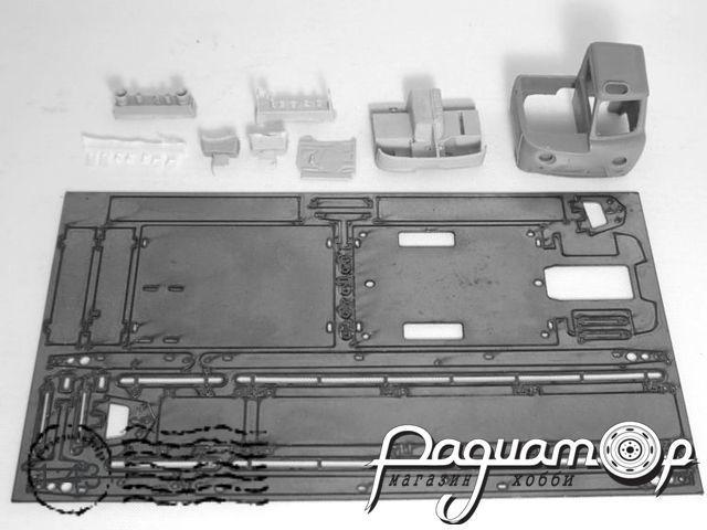 Набор для сборки АТ-6 на шасси УАЗ-452Д MM2067