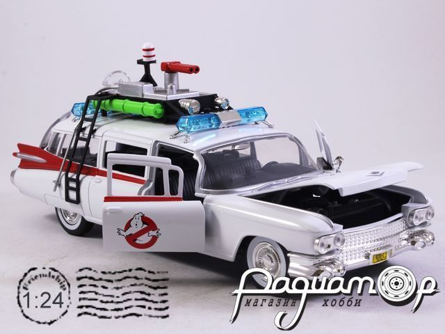 Cadillac Ghostbusters Ecto-1 (1959) 99731